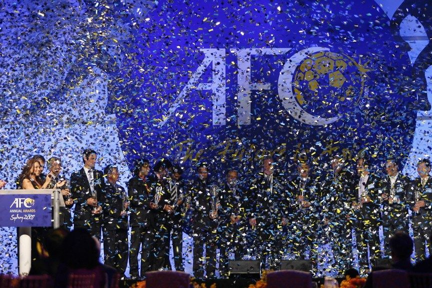 Asian Football Confederation Stage