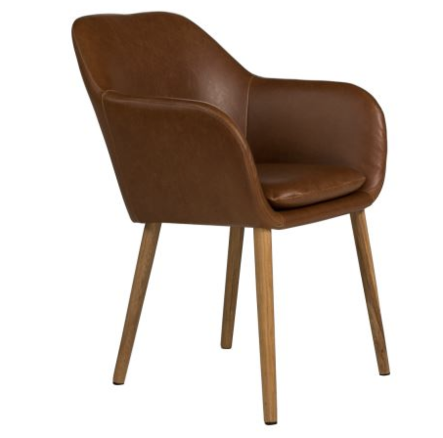 Chair - Dining - Classic Brown