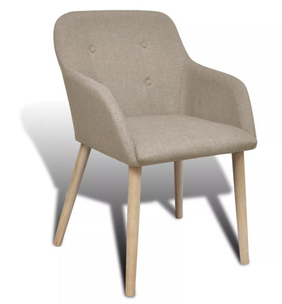 Chair - Dining - Beige